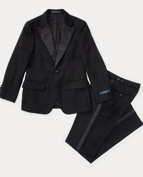 Wool Fairbanks Tuxedo