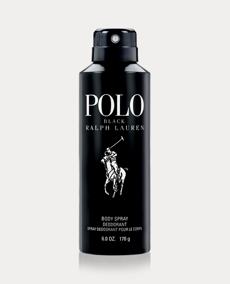 Polo Black 6 oz. Body Spray