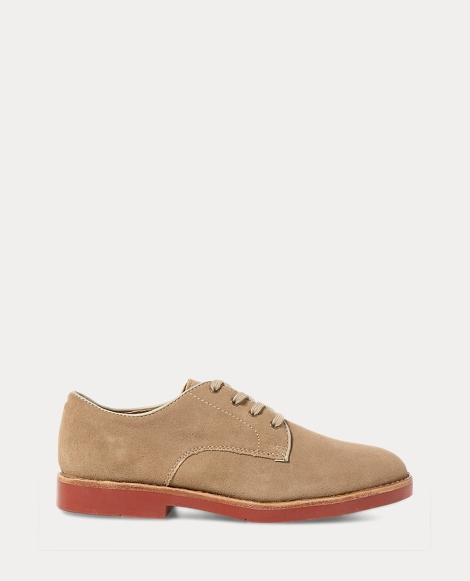 Barton Suede Oxford