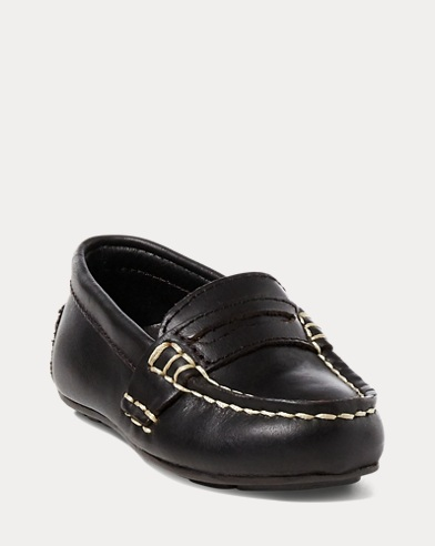 Telly Leather Penny Loafer