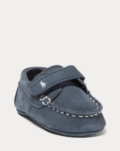 Captain Leather EZ Loafer