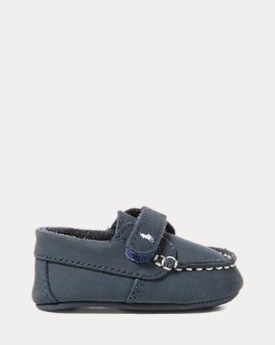 Captain Leather EZ Loafer