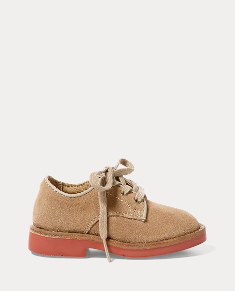 Suede Barton Oxford