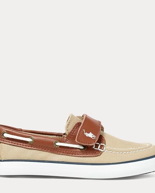d083e29885 Boys Little Kid's Sander EZ Boat Shoe | Ralph Lauren