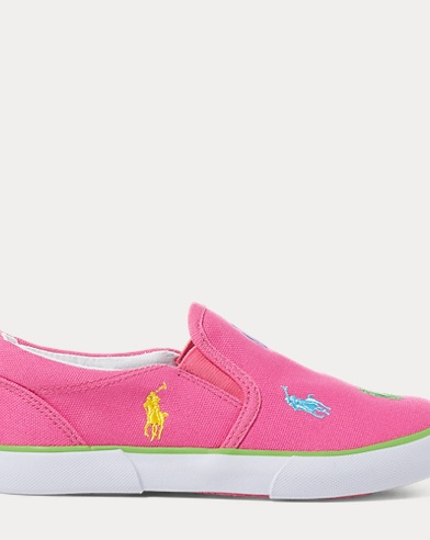 Bal Harbour Multi Pony Slip-On