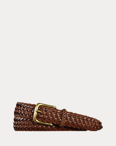 Sportsman Braided Belt