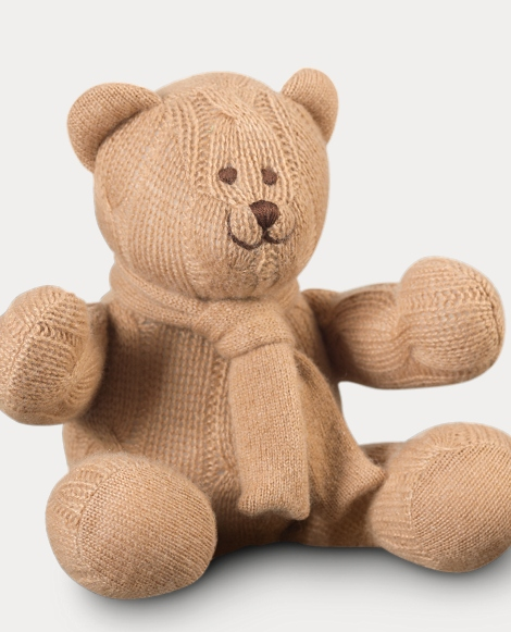 Small Cashmere Bear