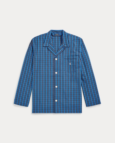 Harwich Plaid Pajama Shirt