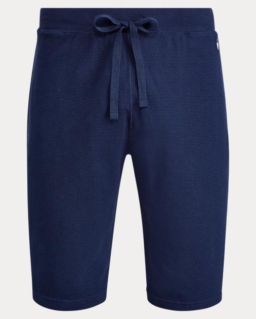 produt-image-0.0. produt-image-1.0. Men Clothing Pajamas & Robes Waffle-Knit  Pajama Short. Polo Ralph Lauren