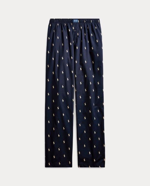 produt-image-0.0. produt-image-1.0. Men Clothing Pajamas & Robes Allover  Pony Sleep Pant
