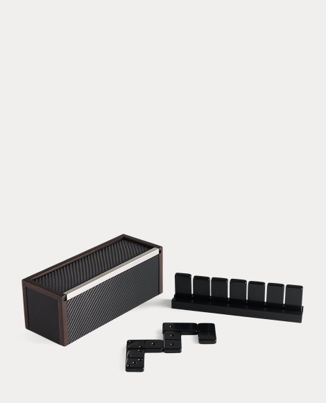 Sutton Carbon Fiber Domino Set