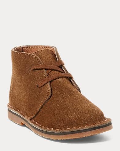 Carl Suede Chukka Boot