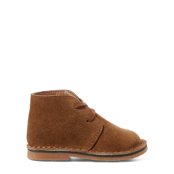 Carl Suede Chukka Boot by Ralph Lauren
