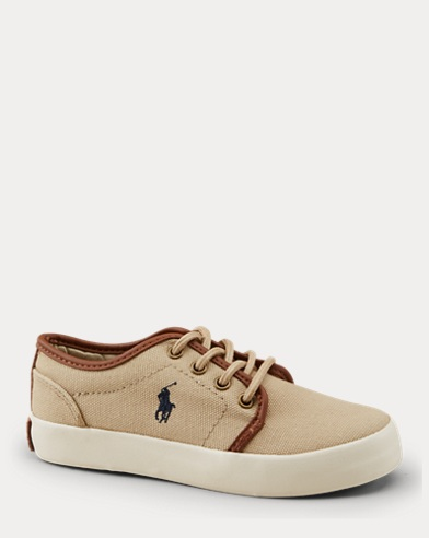 Ethan Low Canvas Sneaker