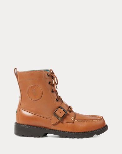 Leather Ranger Hi II Boot