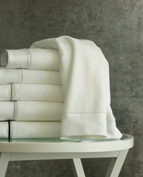Langdon Border Towel