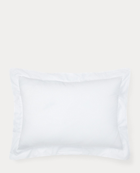 White Palmer Sham