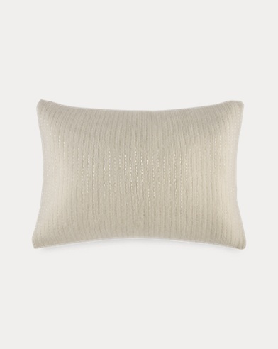 RL Beaded Dylan Pillow
