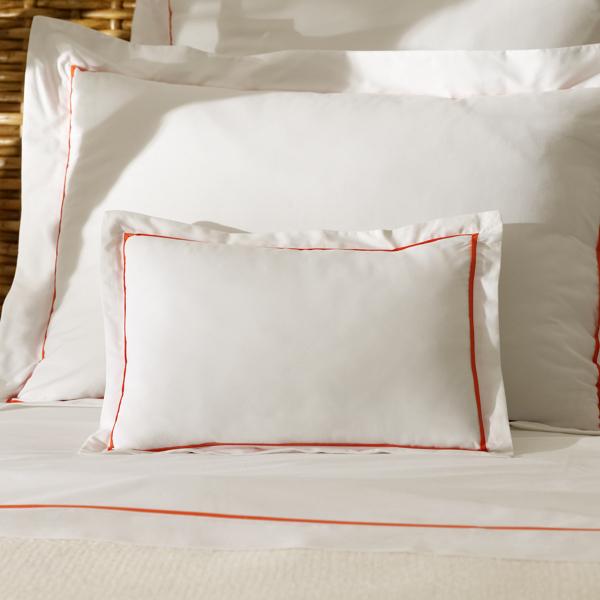 Ralph Lauren Rl Palmer Pillow Equestrian Orange 12