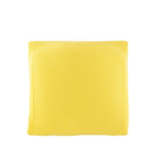 Ralph Lauren Walker Seed-Stitched Pillow Slicker Yellow 20