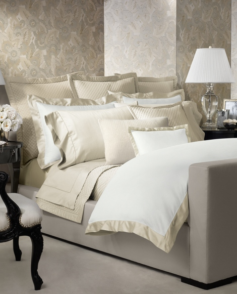 Cream Langdon Duvet Cover