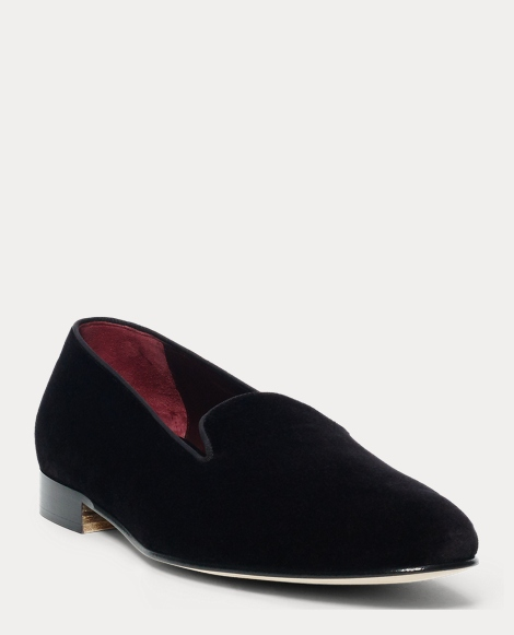 Collis Velvet Slipper