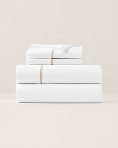 Flannel Palmer Pillowcase