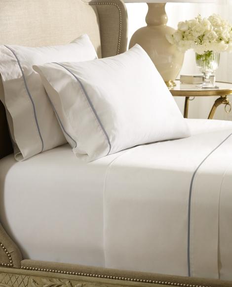 Flannel Palmer Pillowcase