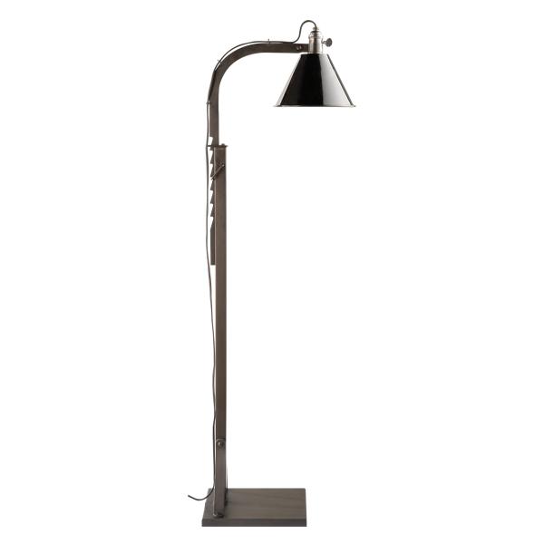 Ralph Lauren Ashcroft Floor Lamp Black One Size