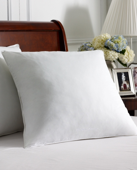 Lux-Loft Euro Square Pillow