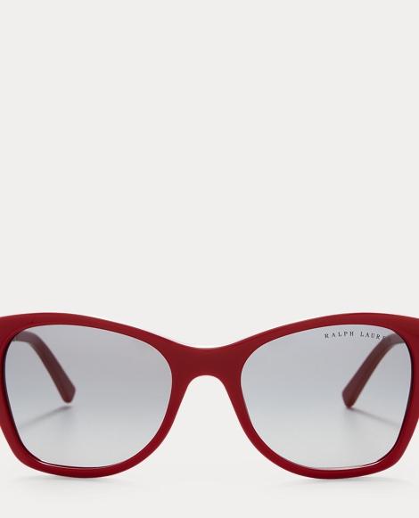 Art Deco Square Sunglasses