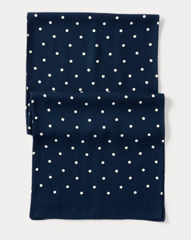 Mayfair Polka-Dot Scarf