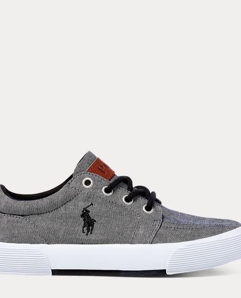 Chambray Faxon II Sneaker