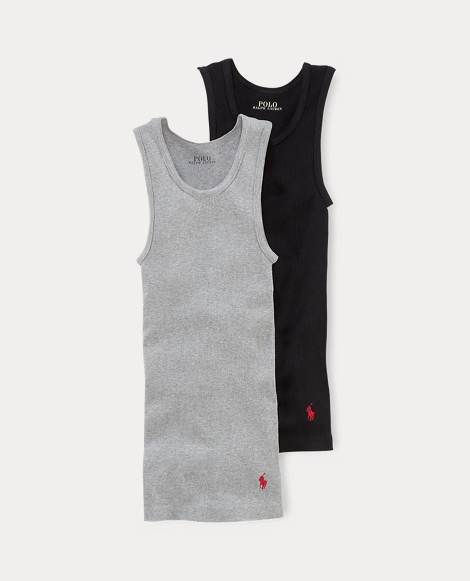 Solid Classic Tank 2-Pack