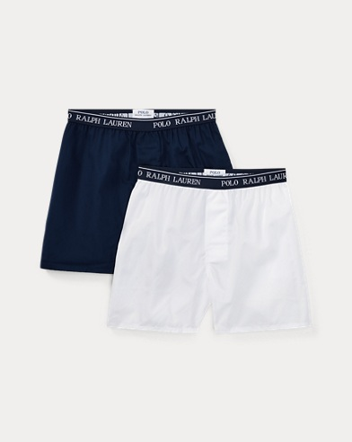 Pony Cotton Boxer 2-Pack