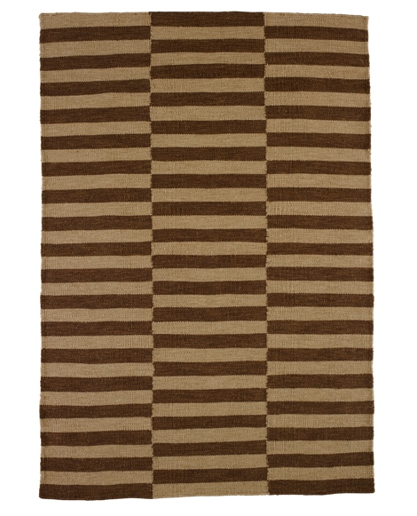 River Reed Striped Rug
