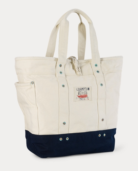Canvas East Hampton Tote