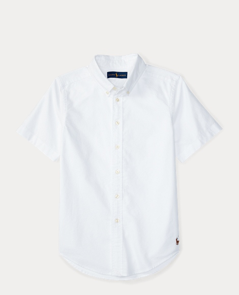 Cotton Blake Uniform Shirt