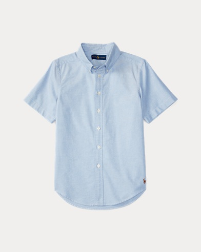 Blake Cotton Uniform Shirt