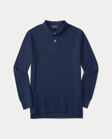 Cotton Uniform Polo