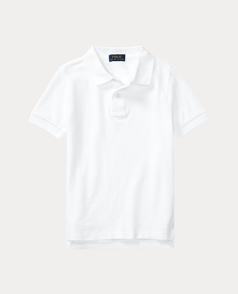 Cotton Uniform Polo Shirt