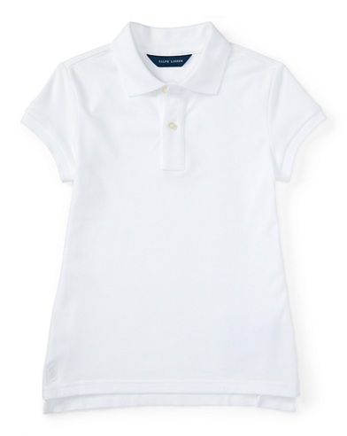 Short Sleeve Uniform Polo