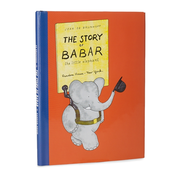 Ralph Lauren The Story Of Babar No Color One Size