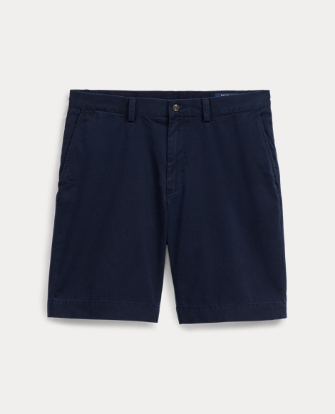 Classic Fit Chino Short