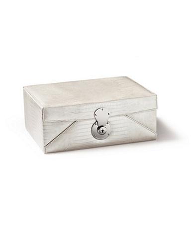 Exotic Delphine Lockbox