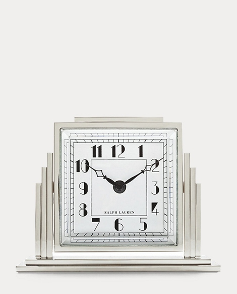 Art Deco Athena Clock