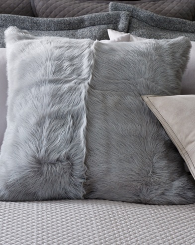 Gabrielle Shearling Pillow