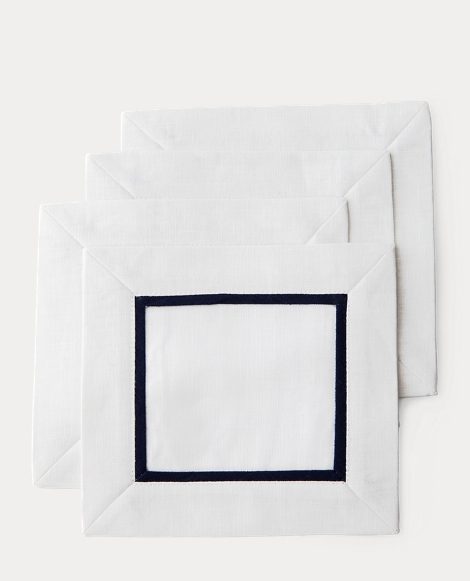 Palmer Cocktail Napkin Set