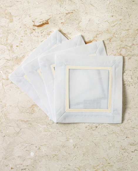 Palmer Cocktail-Napkin Set