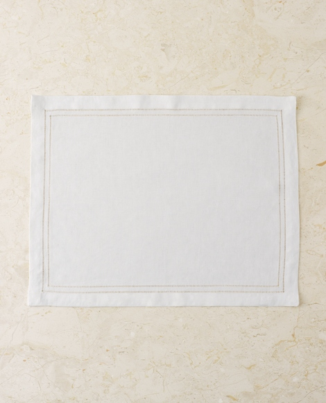 Cream Kenmore Place Mat